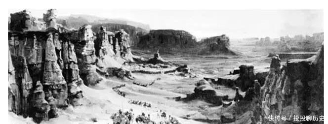 「西征大军」左宗棠打响收复新疆之战后 俄国人送来四百万斤粮食