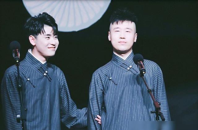 杨九郎:张云雷,让我抱抱你
