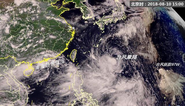 情况有变!台风摩羯又直奔江浙沪而来,今年包邮区台风真的很多