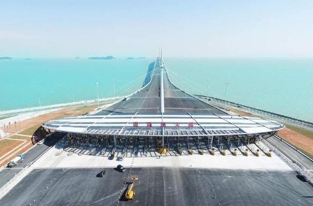 港珠澳大桥为什么没有连接深圳?你知道原因是