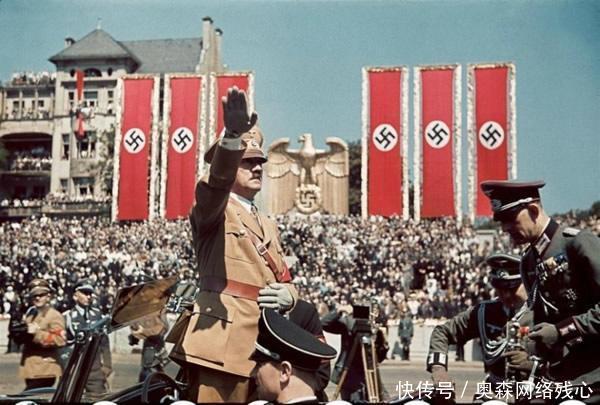 『莱茵河』纳粹德国的第一次军事行动不费一兵一卒, 成果可抵百万大军