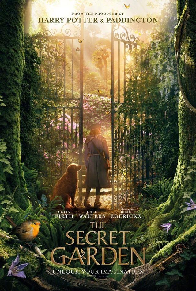 《哈利·波特》制片人出品新片,改编自儿童文学作品