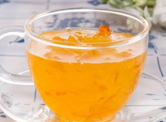 好喝:教你做个蜂蜜柚子茶,清香可口,比外面买的还好喝