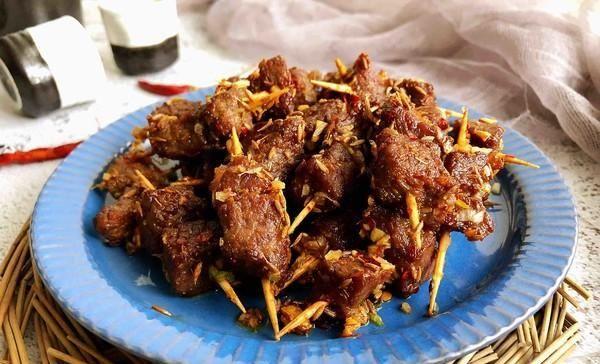 牛肉换种方法这样做,2人吃到撑,媳妇说:胖死也愿意