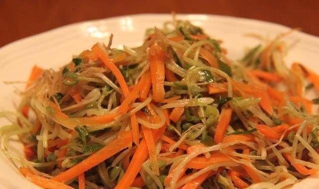 [营养]胡萝卜的几大做法,营养健康,吃得比红烧肉好,很好吃!