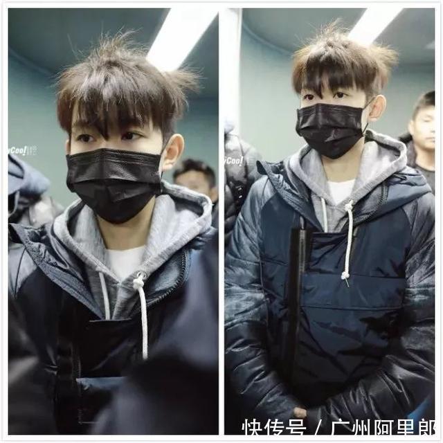 跟王源学这样护理头发,优雅过冬不做炸毛星人!