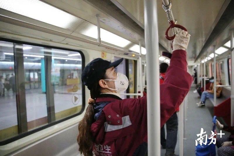 疫情期间,坐公交地铁安不安全?广州检测了22746个样本