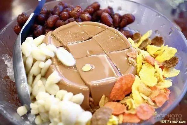 「白平衡」如何让美食更美味些