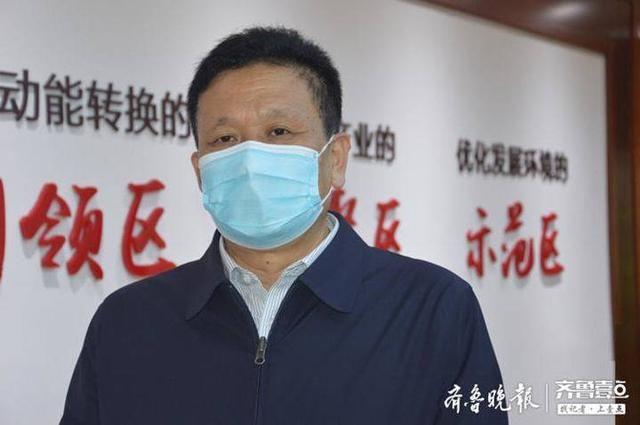 滨州经开区党工委书记、管委会主任佘洪烈谈攻坚