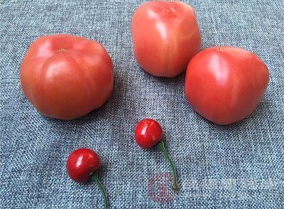 西红柿的功效 想要降脂降压可以常吃它