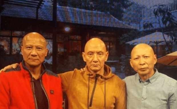 三兄弟演了一辈子坏人,个个都是国宝级坏蛋,如今高片酬请不