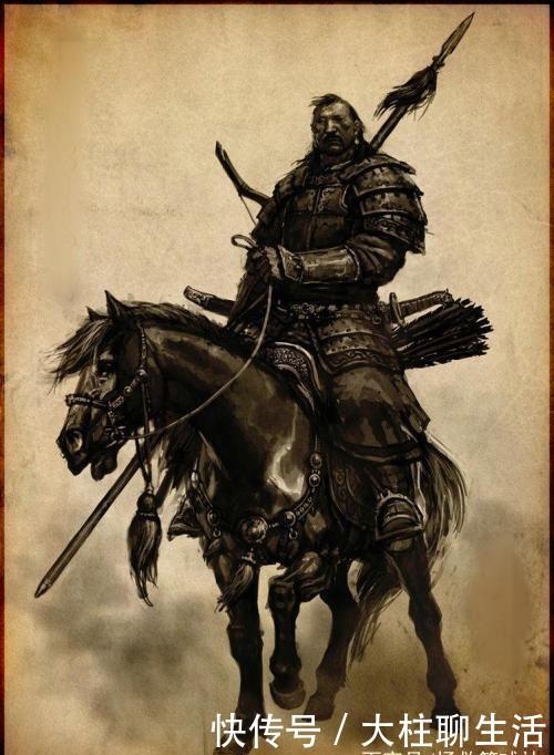 #心酸#金朝末代最后的英雄将领,百人击败蒙古八千铁骑,结局却令人心酸