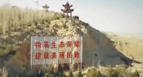 干涸 中国再创绿色奇迹,甘肃干涸300年的湖泊再现波光,面积与