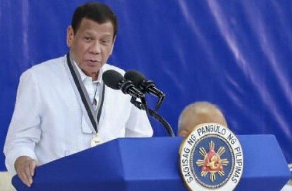 「杜特尔特」菲律宾:全国预警等级升至最高级 考虑向中国寻求帮助
