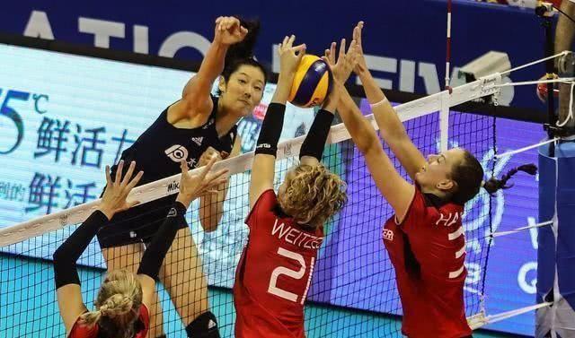 球迷评出亚洲女排近10年最佳阵容,中国队4人入围,没有惠若琪
