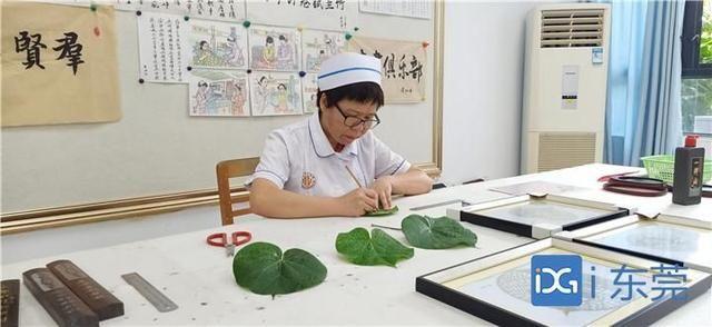 东莞市中医院儿科护士长汤令群:既有天使的情怀,也有艺术的梦想