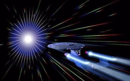 反物质飞行器速度是子弹的1.5万倍,生长球城市能实现在宇宙中高速飞行