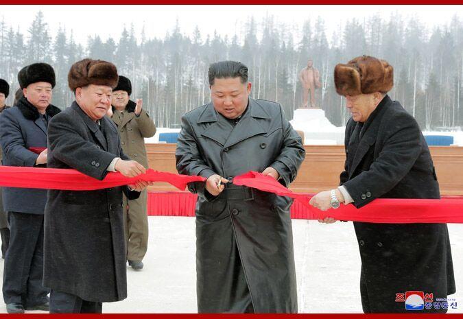 朝鲜发布政令:将三池渊郡升格为市