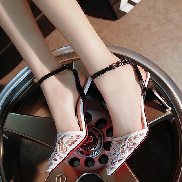 """新发现款:""""仙女鞋""""!洋气优雅性感迷人,十个女人十个着迷"""
