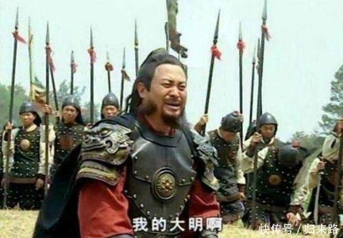 明朝@他是明朝镇守边关大将,两次投降清军,现在却很少人有骂他是叛徒