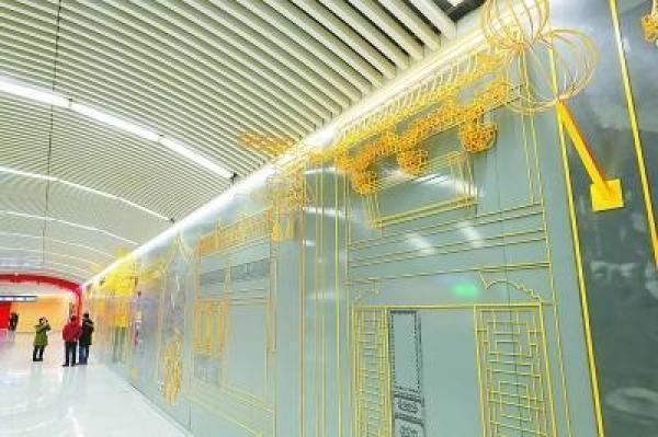 提速!北京17条地铁新线建设齐头并进