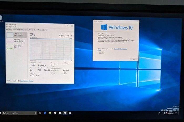 「安装」如何在树莓派3/4上安装Windows 10 on ARM系统