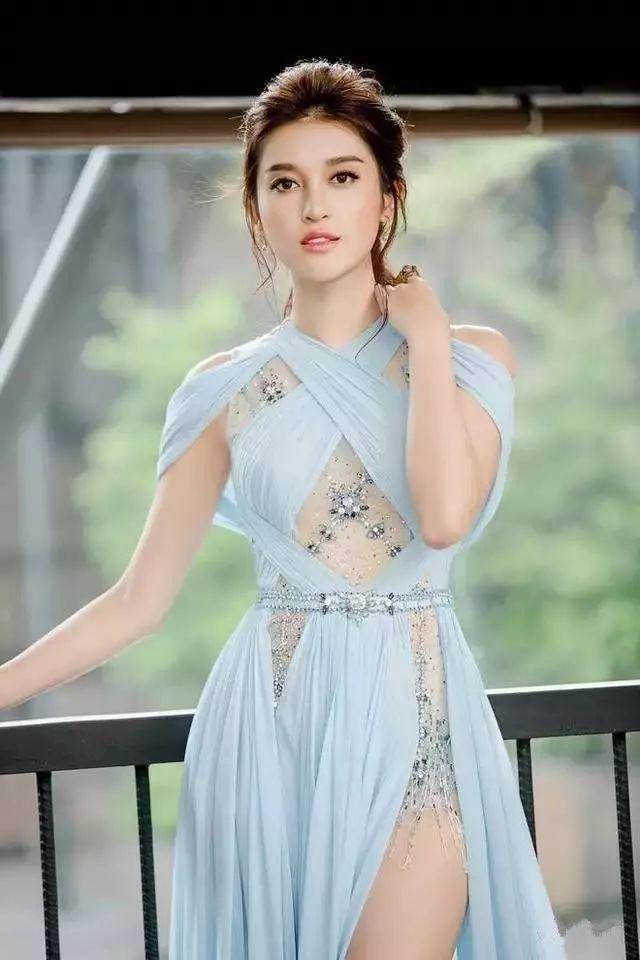越南小姐阮陈玄眉 来看我 第34张