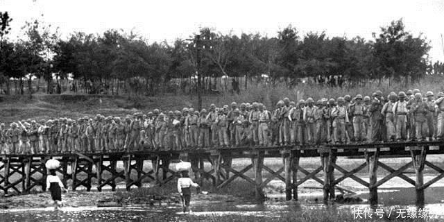 『美军』1950年美韩联军占领下的平壤