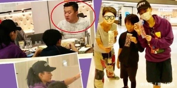 到底是谁■张柏芝小儿子终于揭秘正脸并非外籍面孔,确定生父是亚洲人