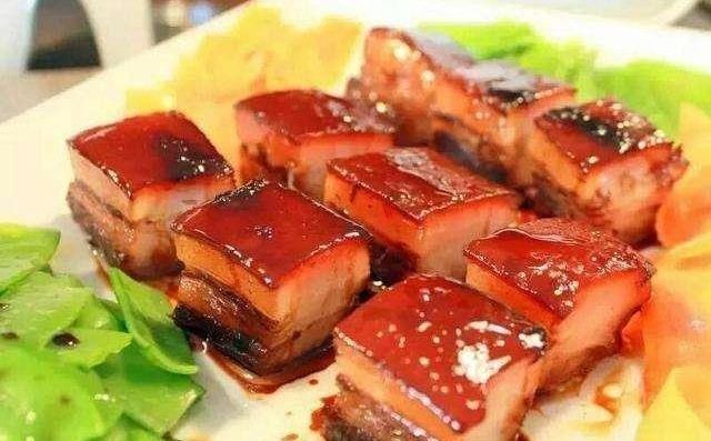 文蛤■精选美食:干炸丸子、香煎五花肉、丝瓜文蛤豆腐汤、水煮东坡肉的做法