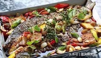 舌尖上的重庆区县美食之巫溪烤鱼