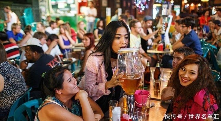 「开放」泰国最繁华开放的曼谷,如果放在中国,相当于国内的几线城市?
