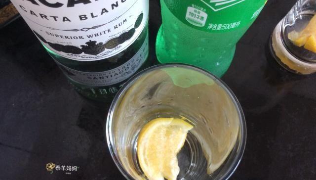 冰块:想喝鸡尾酒的时候,可以自己这么做,方法很简单!