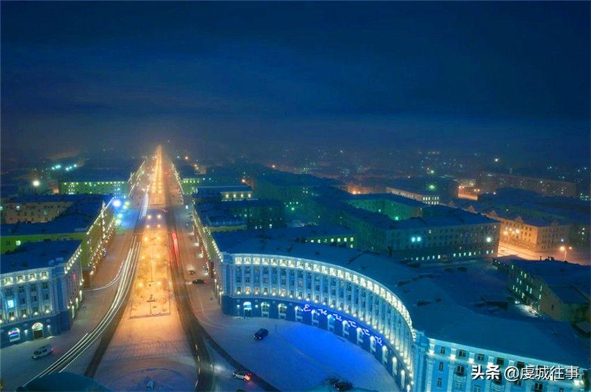 全世界最寒冷的小城,最低气温接近零下六十度,基本上与世隔绝!