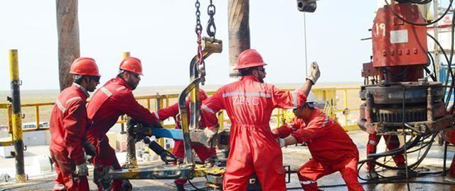 【油气勘探】中曼石油在新疆获重大油气发现,民企迎