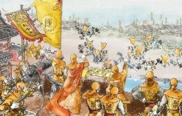 「官兵抓」太平军与湘军相比,哪一个更为残暴?洪秀全的儿子就是最好的证明