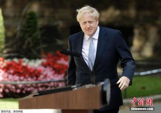 【最后期限】英脱欧最后期限逼近 约翰逊:不会因无法脱欧辞职