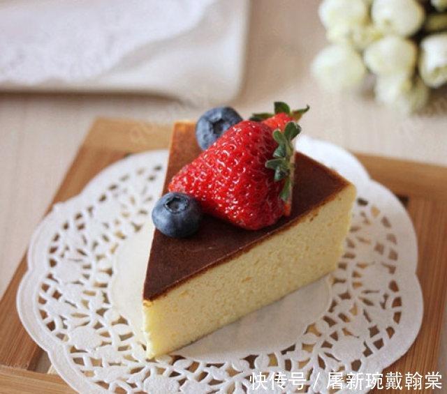 蛋糕■苏芙蕾乳酪蛋糕,非常浓郁的乳酪香,醇厚、回味无穷