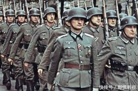 """『究竟』德军中臭名昭著的""""骷髅师"""",战后大多被处决,他们究竟干了什么"""