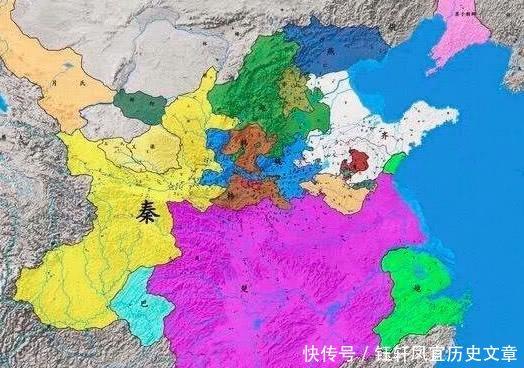 楚国:蓝田之战楚国孤注一掷,打到了秦国都城附近!