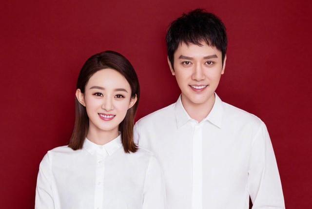赵丽颖冯绍峰刚宣布结婚就有了孩子,网友:万万没想到