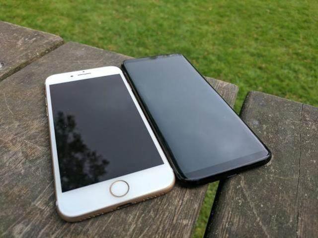 原先一门心思的想买iPhone7,现在却只想买三星S8
