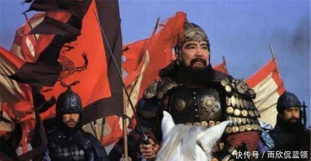 「关羽」三国蜀汉十大猛将,赵云只排在第四,第一能和吕布大战一百回合