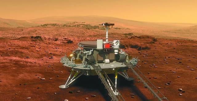 『火星探测』火星中国来了!目前进展顺利,负责人对外公开,此次探测主要任务