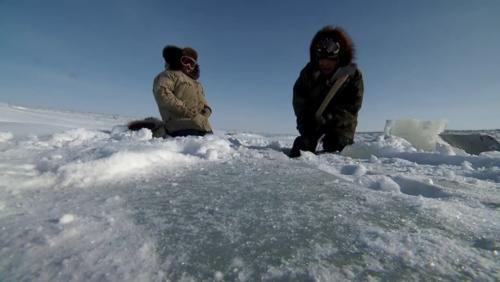 北极如此寒冷,为何因纽特人还要住冰屋?进去一看终于明白了!
