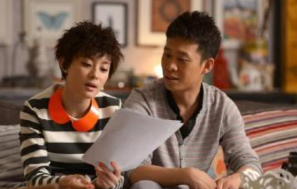 张译:只要和她演夫妻的戏,她老公就抱着孩子来,常让他很难做!