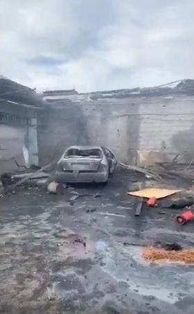 利比亚紧张局势升级 首都的黎波里频遭空袭