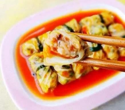 [肉末]美食精选:茄汁生菜包,肉末茄子煲,豇豆番茄炒鸡蛋,五花肉炒腐竹
