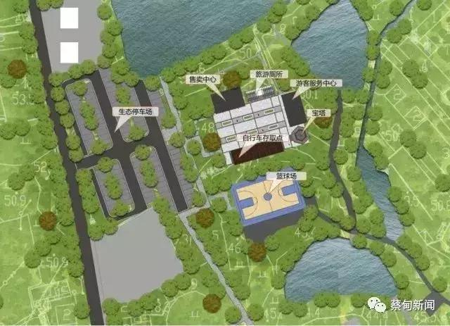 总投资1650万元,蔡甸首条环山绿道开建,太美了!