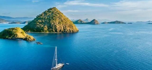 海平面上升印尼2座小岛消失 日本也逃不过全球变暖